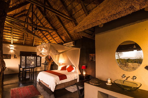 Ezulwini Billys Lodge offers comfortable safari accommodation.