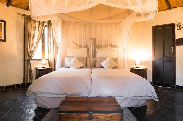Standard Room accommodation is offered at Ezulwini River Lodge.